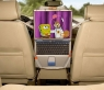 The CradleVue holds your laptop in the car