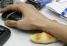 Croissant Wrist Rest: The Bakery of Ergonomics