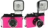 The Diana F + Mr. Pink Camera