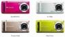 Casio EXILIM Keitai W63CA Cellular phone has advanced camera
