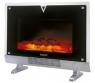 Real Fireplace Illuminational Heater