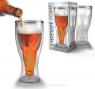 Hopside Down Beer Glass