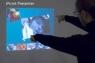 iPoint Presenter is gesture-based