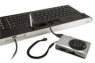 Kensington Ci70 keyboard has USB 2.0 ports
