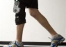 Knee power used as energy source