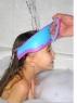 Lil Rinser Keeps Child's Eyes Shampoo-Free