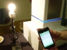 Lutron lets you dim your lights from your iPhone or IPod Touch