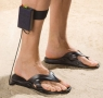 The always stylish Metal Detecting Sandals