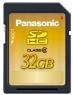 Panasonic Class 6 SDHC card