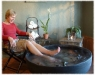 Patio Foot Spas for a little bit of pampering