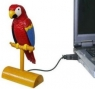 Pepe the USB Parrot