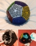 Petaminx Dodecahedral Puzzle is a Rubik's Cube on Crack