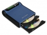 Portable DVD duplication for pirates on the go