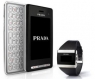 LG Prada II has a matching Bluetooth Watch