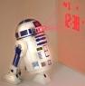 Wesco's R2D2 Projector Alarm Clock
