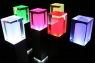 Rainbow Star LED Lamps offer colorful lighting