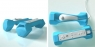 Wii dumbbell helps gamers shape up