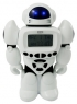 Robot Money Box guards your savings, maybe a little too well