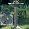 Solar Birdbath Fountain