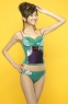 Eco-Friendly Lingerie Promotes Solar Power and Jaw Dropping