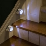 Sound-Activated LED Spotlights