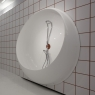 Giant Urinal or Rotating Shower Bath
