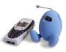 The Tele-Egg discreetly notifies of incoming calls