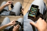 Thiphone holds your iPhone in place