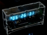 Tube Clock Kit lets you build it yourself