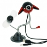 The UFO USB Web Cam with built-in fan