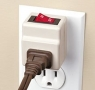 Outlet Switch turns off your appliance completely