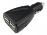 4 Port USB in Car Charger