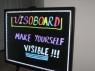 VisoBoard makes you more...visible