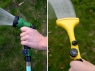Water Watch Spray Nozzle tracks water usage