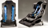 Car Seat made out of Carbon Fiber