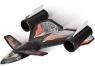 X-Twin Thunderjet takes to the skies