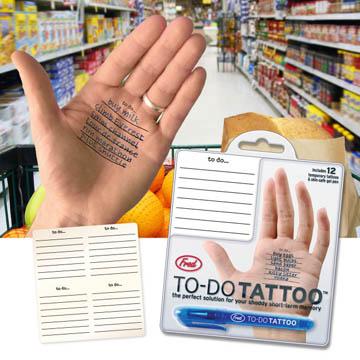 ToDo Tatoo