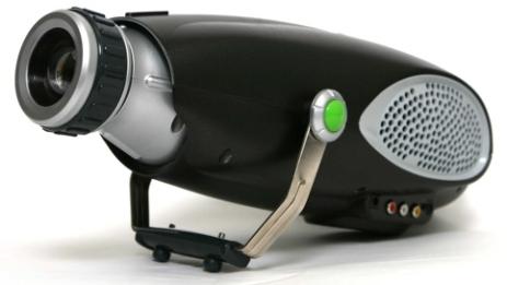Torpedo Entertainment Projector II