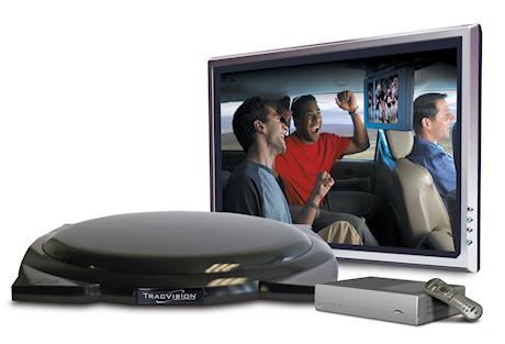 Broadband Internet in your Car
