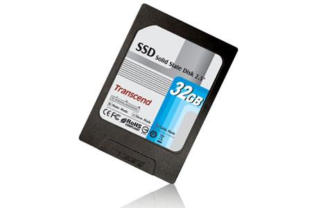 Transcend 32GB flash
