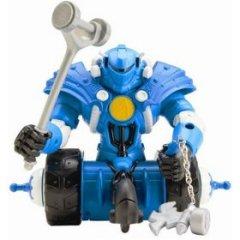 Battle Wheels Radio Control Figure - Tyr