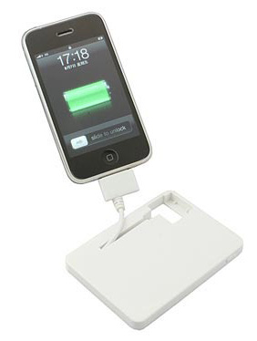 Ultra Slim Emergency Charger