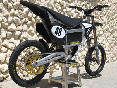 zero motorcycle electric bike