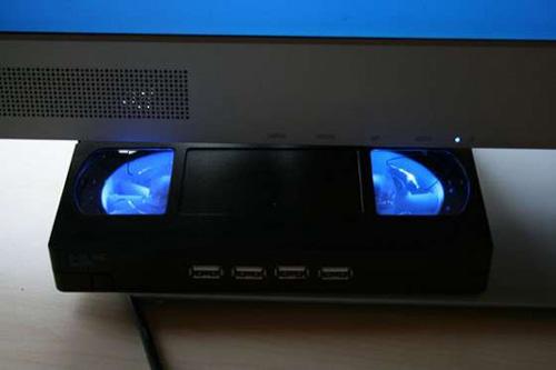 InfoMix.Ru - (Версия для печати) Сделай сам: USB-хаб из обычной видеокассеты (+ 23 фото) .