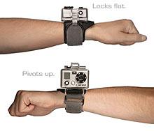 Waterproof Digital Wrist Camera