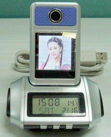 Digital Photo Frame Webcam