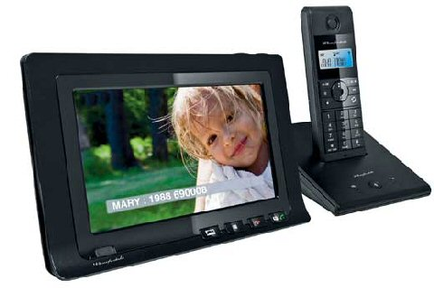 Wharfedale Photo Frame With Cordless Phone For Under 163 25