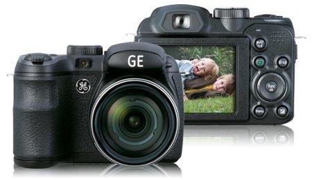 General Electric cameras