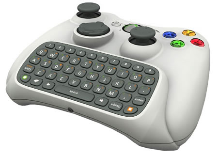 QWERTY Controller