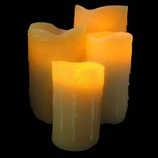 Realistoc Candles